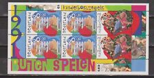 NVPH Nederland V 1486 blok sheet MNH PF kinderzegels 1991 Netherlands Pays Bas