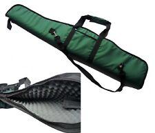 SMK Air Gun Rifle Slip Padded Green Carry Case Scope Shooting Canvas Bag 125cm