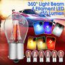 Universal BAU15S BA15S BAY15D Auto Birne Licht Lampe Rücklicht Bremslicht