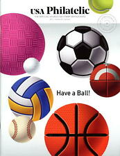 "MINT 2017 USA PHILATELIC STAMP CATALOG VOL 23 SUMMER ""HAVE A BALL!"" ISSUE"