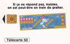 France télécarte 50   TACoTAC