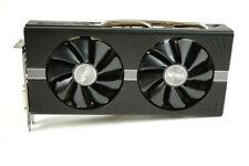 Sapphire Radeon RX 580 8GB Nitro+ Graphics Card   Fast Ship,Tested!