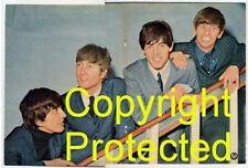 Beatles UK '60s magazine Fabulous 208 photo #003 GHI