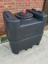 500ltr Water Tank. ideal for window cleaning systems  black tank