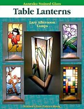 Stained Glass Pattern Book - Table Lanterns