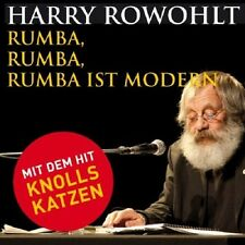 HARRY ROWOHLT - RUMBA,RUMBA,RUMBA IST MODERN 2 CD NEU NEUMANN,JAN