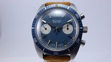BULOVA VINTAGE STAINLESS 666 FEET MANUAL WIND DIVER WATCH, 3-118261