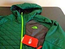 THE NORTH FACE Men's THERMOBALL Thermo Ball Green Packable Jacket XXL New 2XL