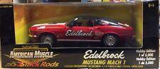 ERTL American Muscle 36896 Edelbrock Mustang Mach 1 1/18 Scale
