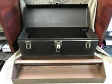 "KENNEDY TOOL BOX 20"" WITH TOTE TRAY S-19-346518 Free Shipping!!"