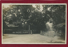 Vintage Postcard.Old Tollgate Dulwich.Addressed to:Miss Munro,25 Rectory Rd.  F1