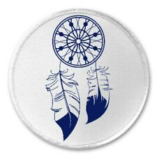 "Dreamcatcher - 3"" Sew / Iron On Patch Dream Native American Indian Catcher Gift"