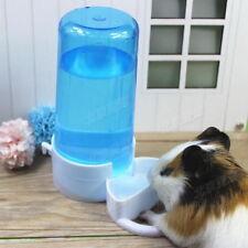 Automatic Pet Food Drink Dispenser 1X Feeder Water Bowl for Hamster Hedgehog Rat