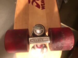 woody hobie vintage skateboard