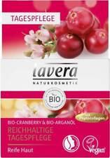 (25,98€/100ml) Lavera Reichhaltige Tagespflege Bio Cranberry & Bio Arganöl 50 ml