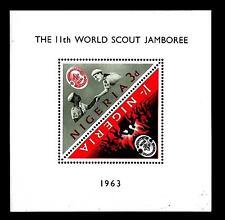 NIGERIA - BF - 1963 - 11° Jamborée mondiale Scout