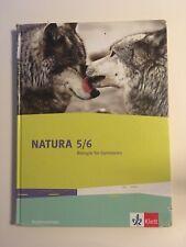 Natura - Biologie für Gymnasien / Schülerbuch 5./6. Schuljahr: Ausgabe für Niede