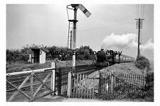 bb0022 - Near Balderton Railway Station , Cheshire in 1961 - photograph