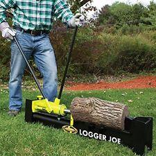 Snow Joe 10-TON HYDRAULIC LOG SPLITTER- LJ10M Log Splitter NEW