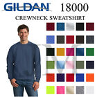 GILDAN 18000 Crewneck Sweatshirt 50/50 Sml-5xl