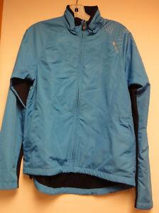 Women's Cycling Jacket Thermal RPM SUGOI - Laguna Blue