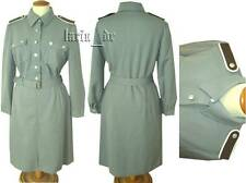 DDR NVA Uniform Kleid Damen Soldat Damenkleid East german army lady dress GDR