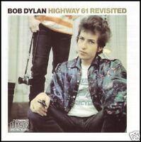 BOB DYLAN - HIGHWAY 61 REVISITED ~ 9 Track CD Album *NEW