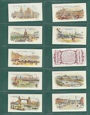 PLACES  -  CITIES  OF  THE  WORLD  -  SET  OF  50  CARDS