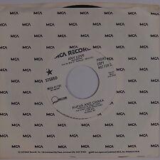 RUFUS AND CHAKA: Any Love USA DISCO FUNK BREAKS 45 Promo MCA NM Hear
