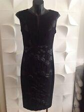 Max Mara Black Dress Size 10 BNWT RRP$900