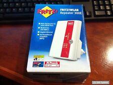 AVM FRITZ!WLAN Repeater 300E Adapter, 300 Mbit/s, Gigabit LAN, WPS Dualband NEU