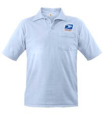 Letter Carrier USPS Worker Uniform XL Knit Polo Short Sleeve Mens Regular NEW