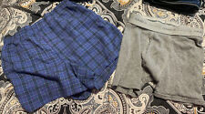 2 Pair Of Boys Boxer Briefs Size Small