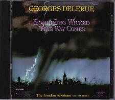 Georges Delerue - The London Sessions Volume Three - CD (Varese Sarabande)