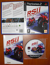 Riding Spirits 2 RSII, CAPCOM, PlayStation 2 PS2 PStwo Pal-España ¡¡COMO NUEVO!!