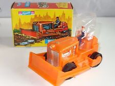 Telsalda Toys HONG KONG-Bulldozer in plastica (attrito) j0007