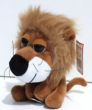 Peek-A-Boo Lion Toy Plush With Tags 7 Inches Tall Stuffed Animal