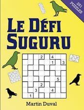 Le Defi Suguru by Martin Duval (2016, Paperback)