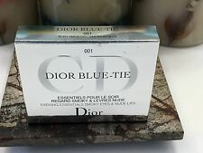 Dior Blue Tie Evening Essentials Smoky Eyes & Nude Lips Palette BNIB