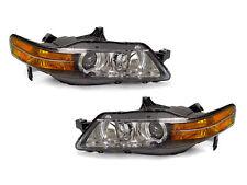 DEPO 2004-2005 Acura TL Replacement Xenon HID Headlight Set Left + Right