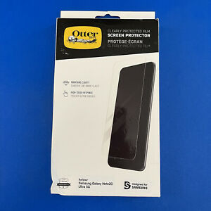 Otterbox Clearly Protected Film Screen Protector—Samsung Galaxy Note20 Ultra 5G