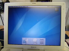 2 Apple mac Ibook G4 with 1 power supply great screens very clean uk post only