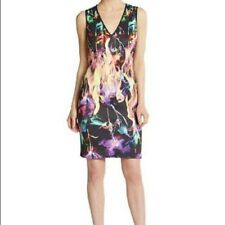 NWT CLOVER CANYON FLAMENCO FIRE NEOPRENE DRESS Size: M