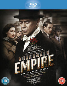Boardwalk Empire - The Complete Season 1-5 [2015] (Blu-ray) Steve Buscemi