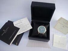 Luxury Watch Bernhard H. Mayer Spitfire Green made in Swiss Round