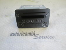 ALFA ROMEO 159 SW 1.9 6M DIESEL 110KW (2006) RICAMBIO AUTORADIO (NON FORNIAMO CO