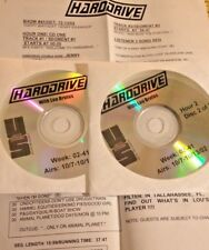 RADIO SHOW: HARDDRIVE 10/12/02 GUESTS: 3 DOORS DOWN, SYSTEM OF A DOWN, SALIVA