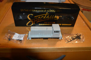 Bachmann Spectrum HO Scale GE 70 Ton Diesel Undecorated #81101 in OB