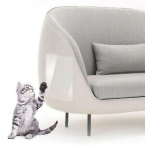 Pet Cat Anti-Scratch Tape Roll Sofa Guard Stickers Furniture Protector 100*15cm