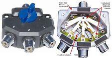 MFJ-2703 800MHz - 1.5Kw - 3-Position Antenna Switch